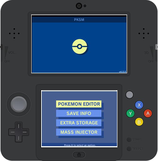 Scena 3DS] Rilasciato PKSM v4 0 5 e vPatreon per Pokemon