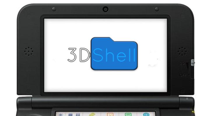 Scena 3DS] Rilasciato 3DShell v4 3 1BiteYourConsole