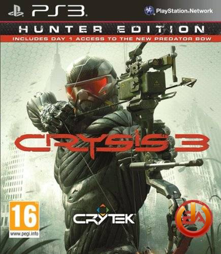 Crysis 3 EBOOT CFW 3.55/3.41