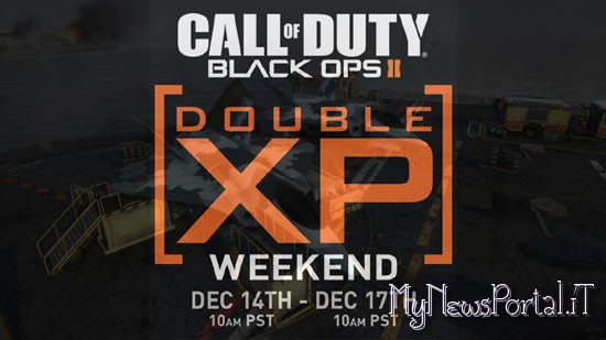 Black Ops II XP
