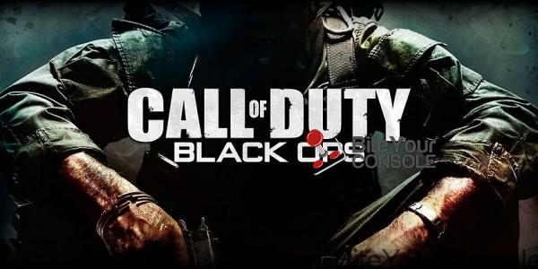 Call of Duty- Black Ops