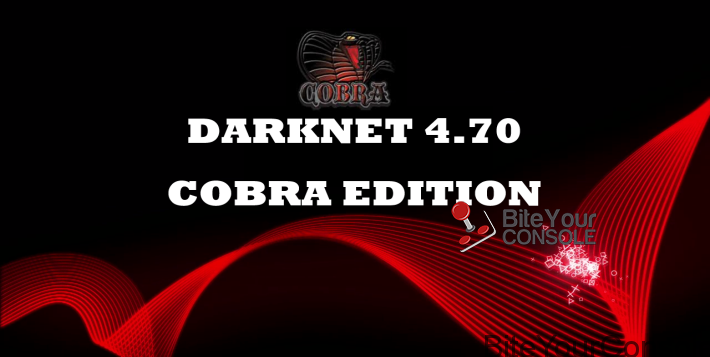 DARKNET 4.70 COBRA