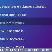 Scena PS Vita] Rilasciato Adrenaline-3 10 bugfix e supporto