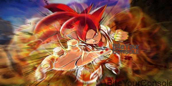 Goku Livello Dio