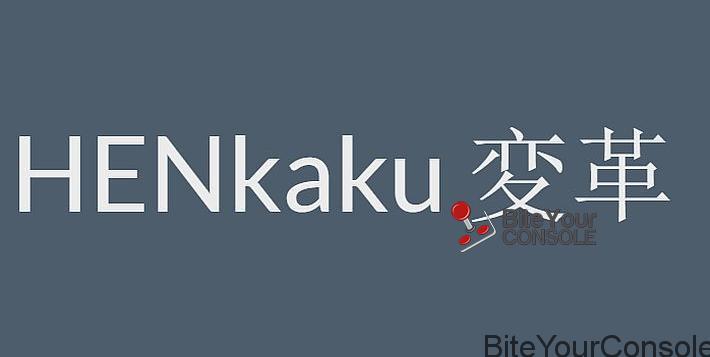 HENkaku