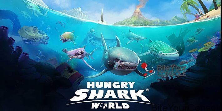 Hungry-Sharks-World