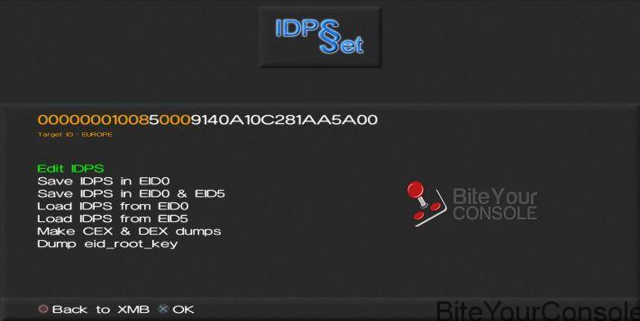 IDPSet 0.85