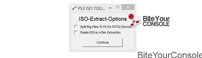 ISO-EXTRACT-OPTIONS