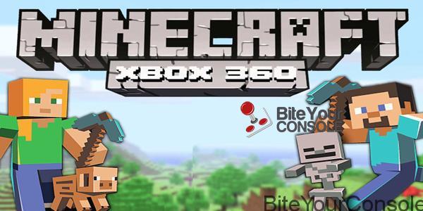 Minecraft-Xbox-360