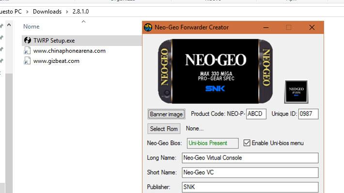 Scena 3DS] Rilasciato Neo-Geo Forwarder Creator v1 2 3BiteYourConsole