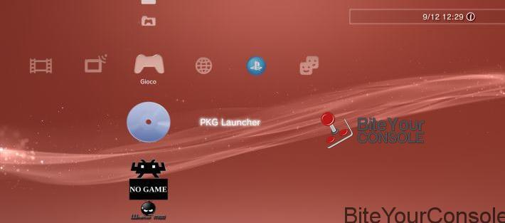 Scena PS3] Rilasciato webMAN Mod v1 45 05 [Aggiornato x1]BiteYourConsole