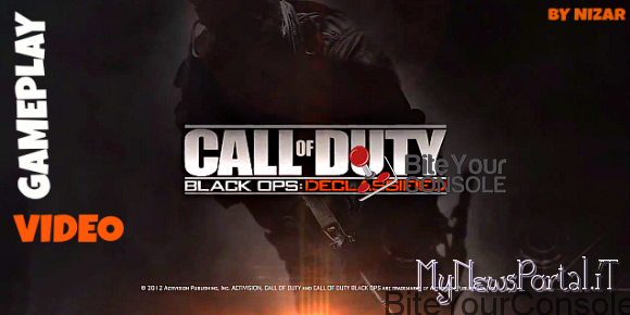 Playstation Vita Call Of Duty : Quot nuovi gameplay call of duty black ops declassified