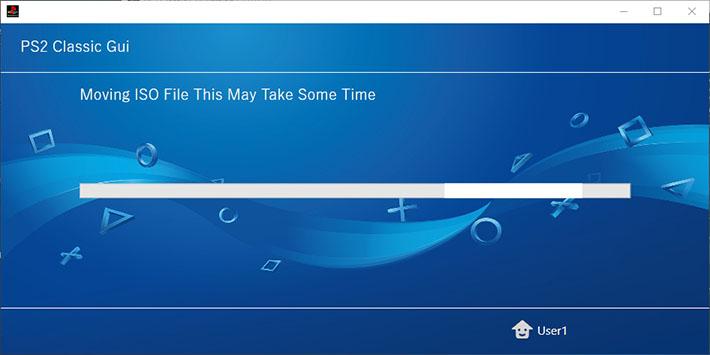 Scena PS4] Rilasciato PS2 Classics Gui v1 0 by