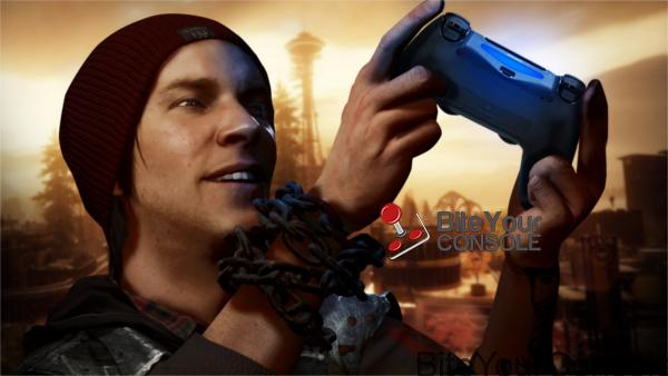 PS4 Sales in UK Rise 106 Following InFAMOUS- Second Son