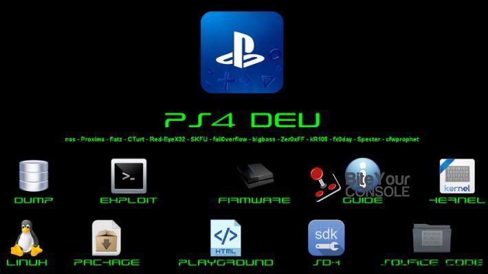 PS4DEV