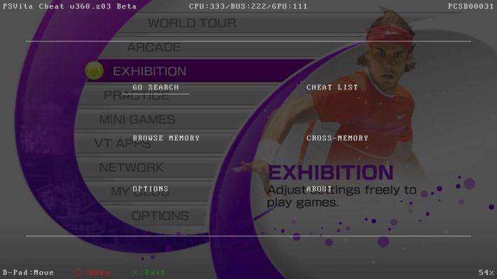 Scena PS Vita] Rilasciato PSVita Cheat v360 z03 BetaBiteYourConsole