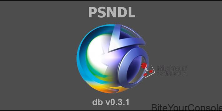 Scena PS3] Rilasciato PSNDL Database v0 3 1 + PeXploit Custom