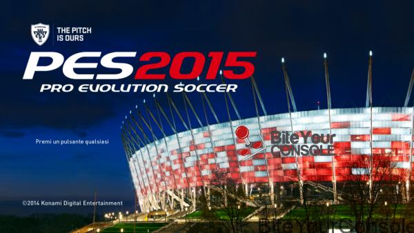 Pro Evolution Soccer 2015 DEMO