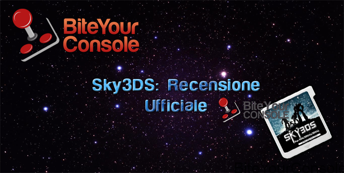 Recensioni SKy3ds
