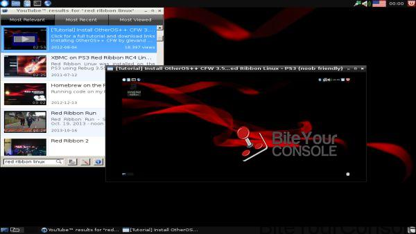 Red-Ribbon-LXDE-14.03-SMTube