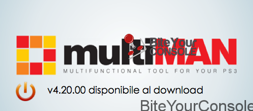 Multiman 4.20.00 BYC