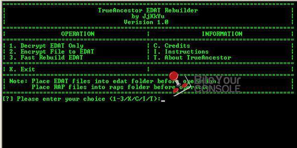 TrueAncestor EDAT Rebuilder v1.0