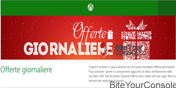 Xbox Live Offerte