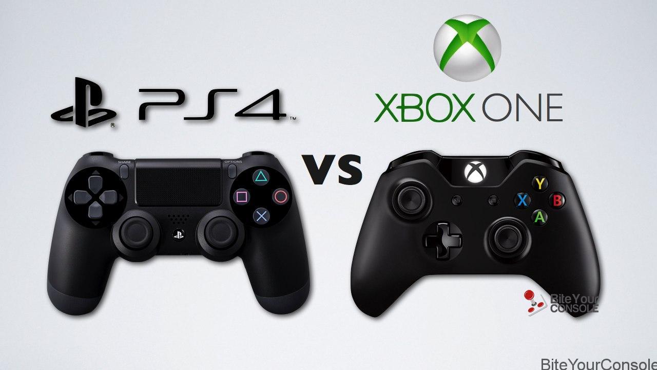 Xbox One Vs Ps4 : Xbox one vs ps next generation la differenza fanno