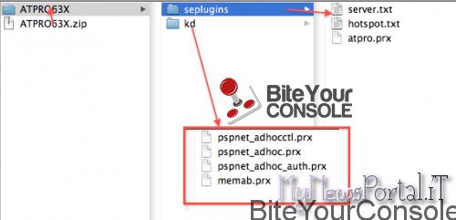 PSP: Custom Firmware PRO Nightly+ PRO Online ClientBiteYourConsole