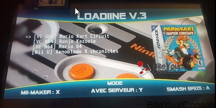 Scena Wii U] Rilasciato Loadiine v4 0 Cover Version