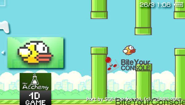 flappybird-psp