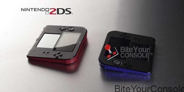 Nintendo Annuncia Una Nuova Console Portatile Il 2ds
