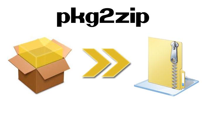Scena PS Vita] Rilasciato pkg2zip v2 1BiteYourConsole