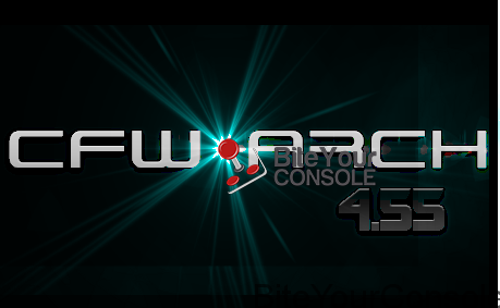 ps3.cfw.arch.4.55.cex.rc2