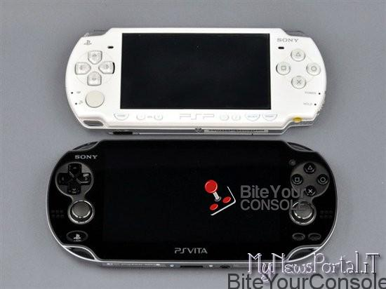 Playstation Vita Vs Psp : Ps vita vs psp
