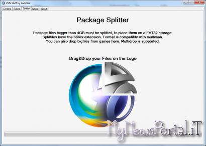 Scena PS3] PSN Stuff 1 62 rilasciato: corretti bug