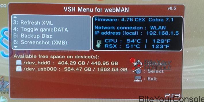 webMANVSH