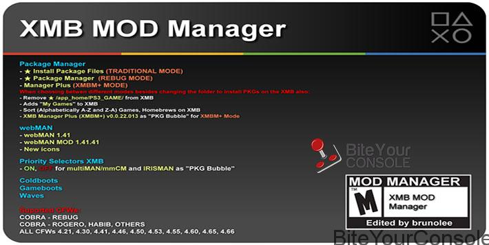 How To Install Xmb Manager On Ps3 - everydaycrise