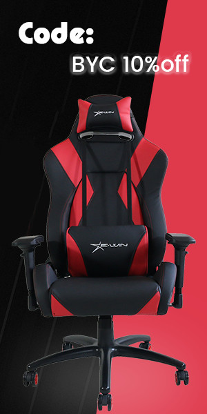 EwinRacing Hero Series Gaming Chairs